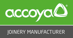 Joinery Manufacturer Logo Accya